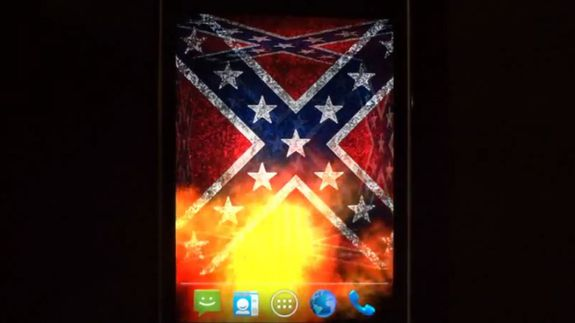 Confed-flag-android-app
