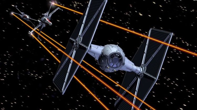 X-Wing Vs Tie-Fighter