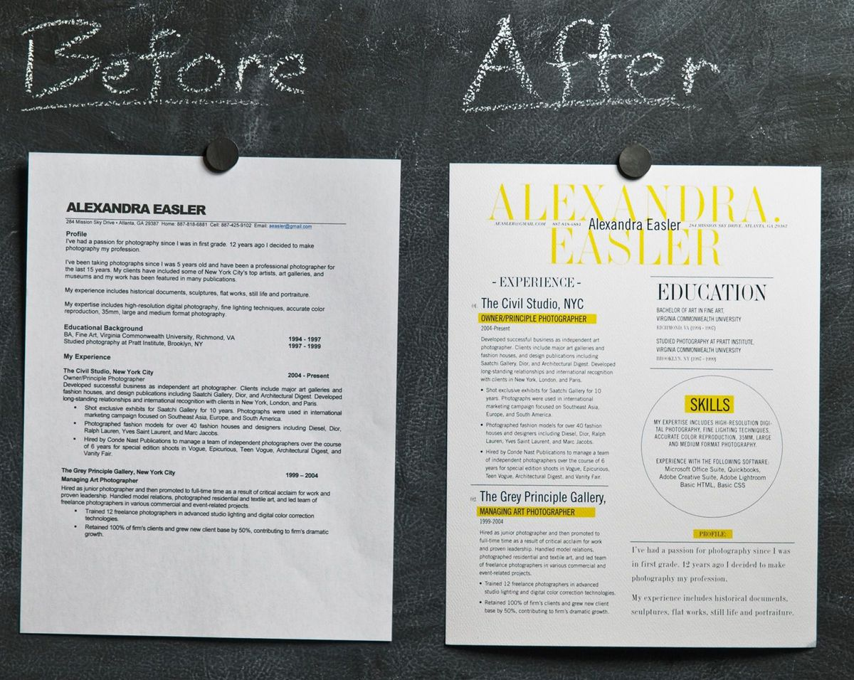 can beautiful design make your resume stand out amazing resumes
