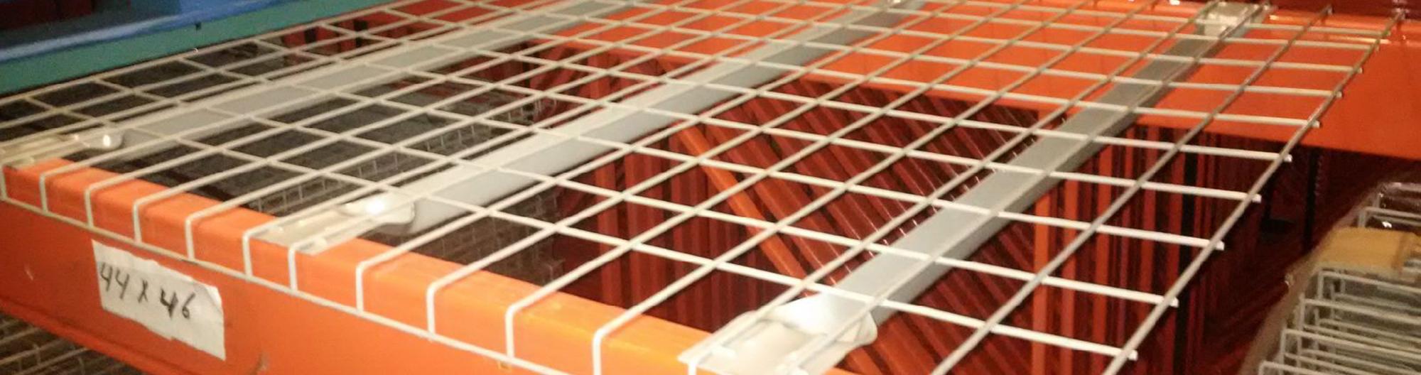 wire mesh decking over wood decking
