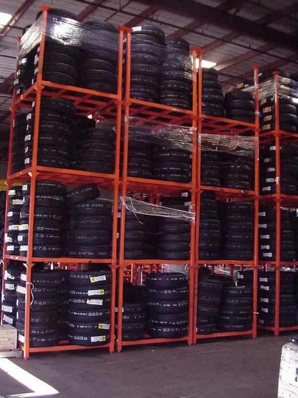 warehouse tire racks tire racks for sale