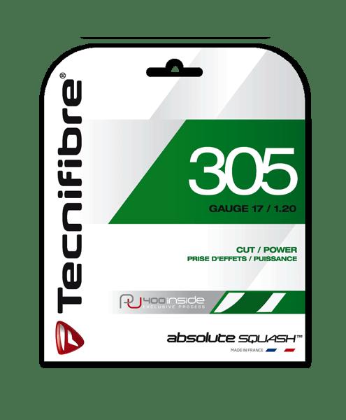 Tecnifibre 200m reel 305 1.10 / 1.20 Squash String