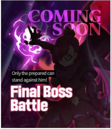 Final Boss Gowther - 7 Deadly Sins Grand Cross
