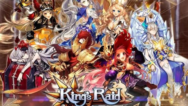 Kings Raid Team Progression Guide 2020