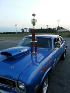 Rackley's Race Team, Rackley's Performance & Auto, Nova, Trophy, Drag Racing, Race Track,