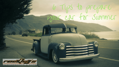 Prepare Car for Summer, Summer Maintenance Tips, Summer Repair, Summer Road Trips, Summer Vacation, Car trips in Summer