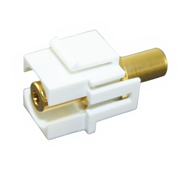 3.5MM Keystone Mount Coupler, Female - Female CKM-35M