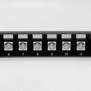 Coaxial Rack Panels