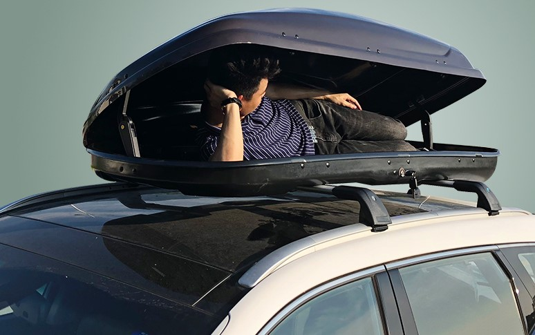 Premium Large Car Roof Carrier Cargo Box 560 Liters 20 C F