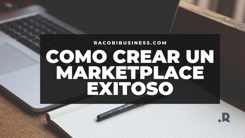 Crear un marketplace exitoso