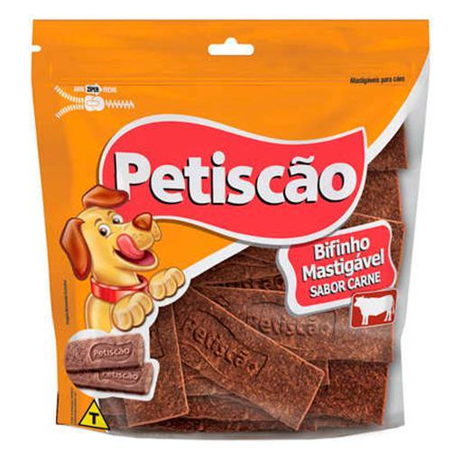 PETISCAO BIFINHO PETISQUINHO CARNE 250GR