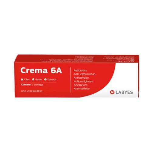 CREMA 6A 30GR