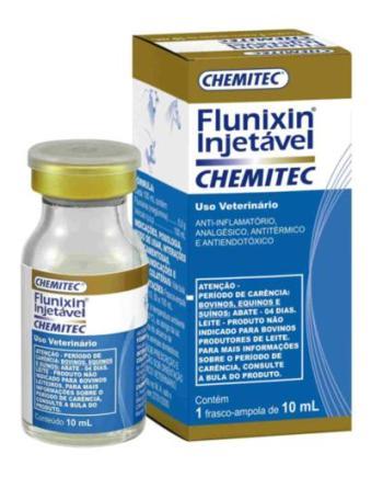 FLUNIXIN INJETAVEL 10ML