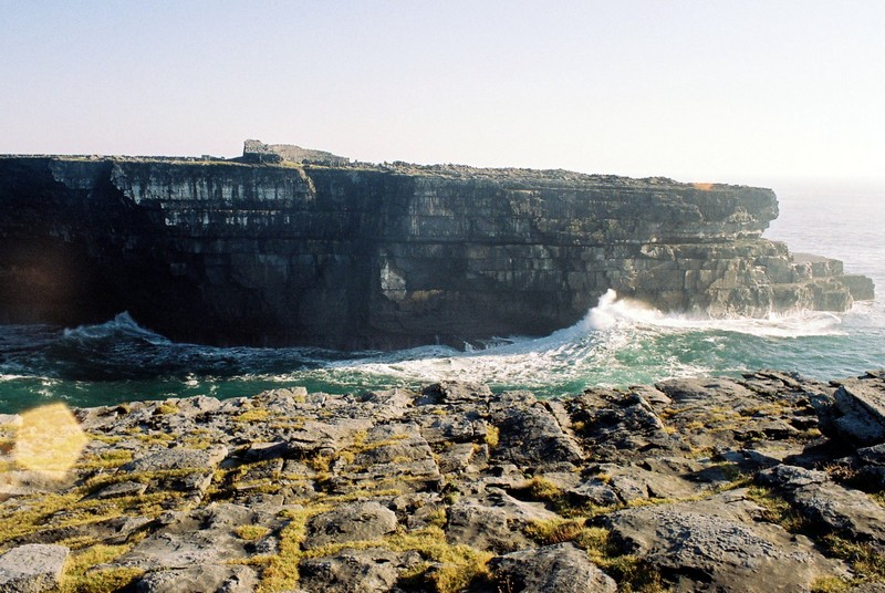 Blackfort Inishmore Iles d'Aran comté de Galway Irlande