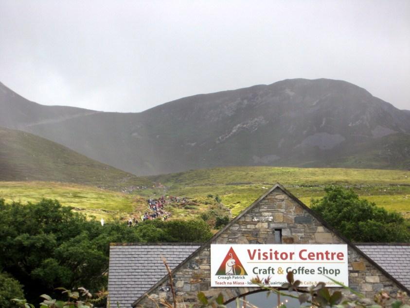 Centre d'accueil visiteurs Reek Sunday Mayo