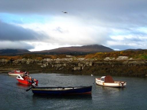 Port de Pêche Comté de Cork