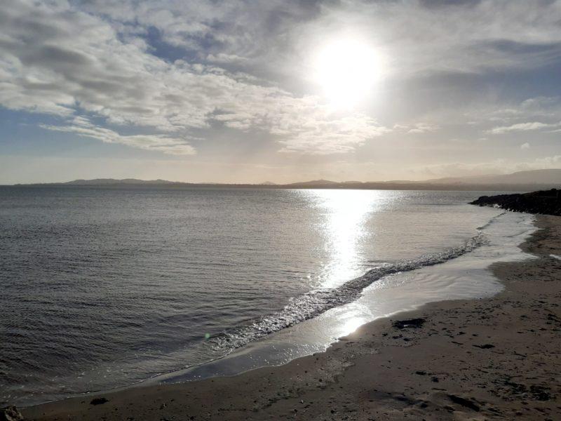 Baie de Dublin Irlande