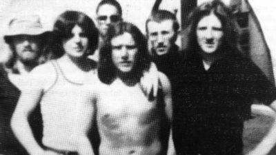 Bobby Sands prisonnier politique irlandais