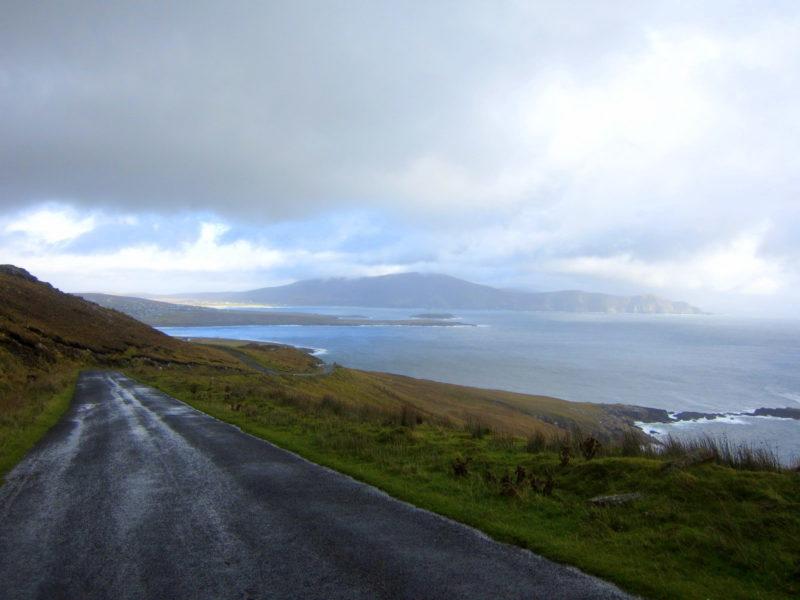 Route côtière Irlande