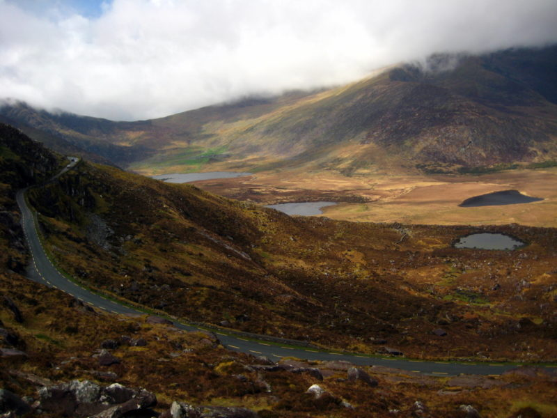 Conor Pass Dingle Kerry