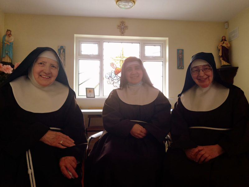 Nonnes Couvent Carlow Irlande