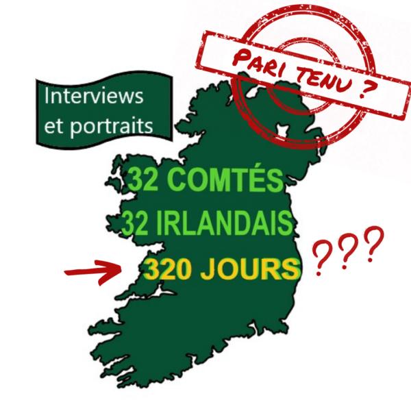 Projet Tour d'Irlande Pari tenu ?