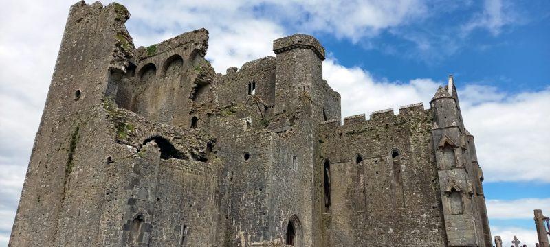 Ruines Cathédrale gothique Cashel Tipperary Irlande