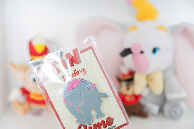 PIN TRADING TIME Fevrier 2020 Dumbo