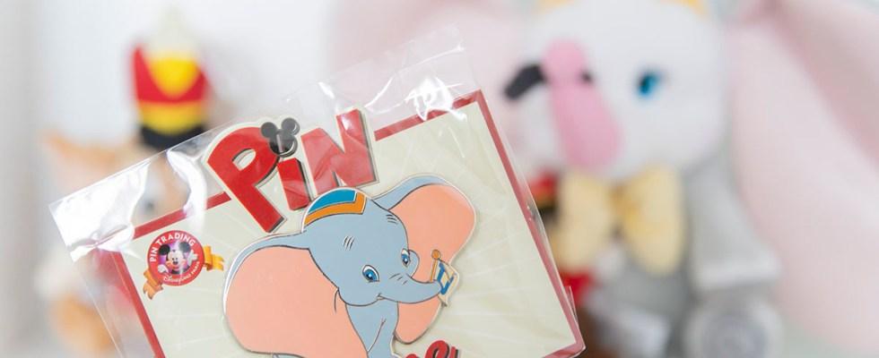 PIN TRADING TIME Fevrier 2020 Dumbo