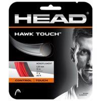 Head Hawk Touch 1.25 Red (στρογγυλό)