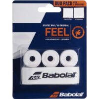 Babolat Syntec Pro Grip & VS Original Overgrip Pack