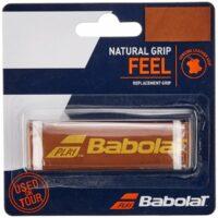 Babolat Natural Replacement Grip (Brown)