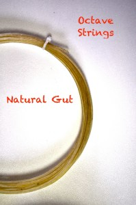 Ocatve Natural Gut 17 Gauge