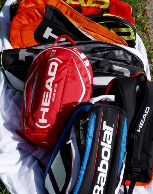 Bunch of Backpacks