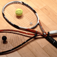 Squash or tennis, which one is the harder sport?