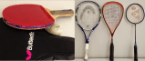 Five incredible rallies - squash tennis badminton table tennis