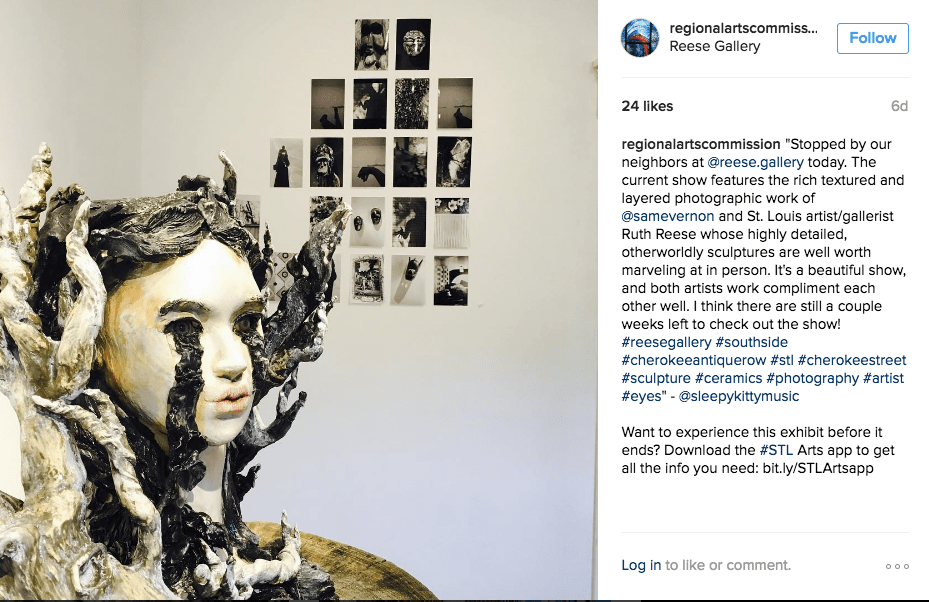 Cherokee Arts takes over the RAC Instagram account