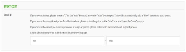 event-price