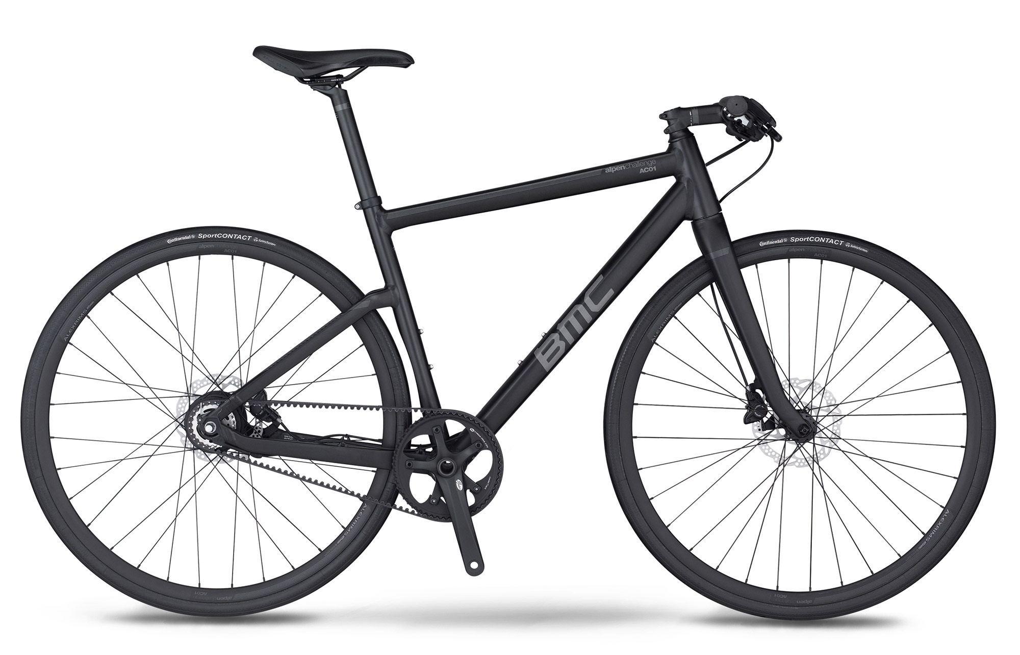 Bmc Alpenchallenge Ac01 Alfine 8 Bike