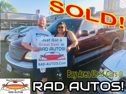 Martinez Used Cars >> Rad Autos Bay Area Used Cars Vallejo Fairfield Concord