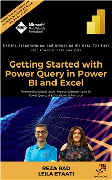 Book: Getting started with Power Query in Power BI and Excel