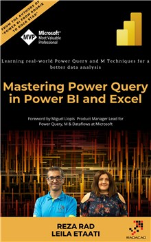 Book: Mastering Power Query in Power BI and Excel
