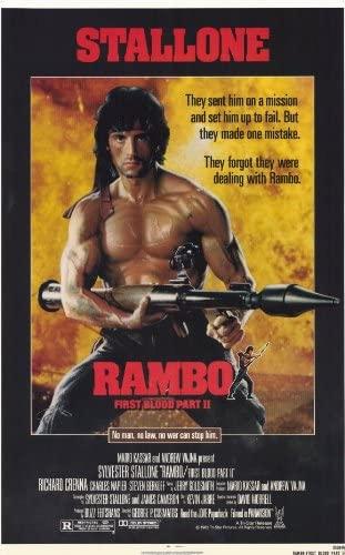 Rambo pôster