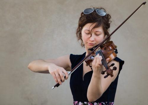 A violinista de Cracóvia