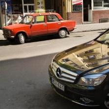 Brega e chique - Budapeste