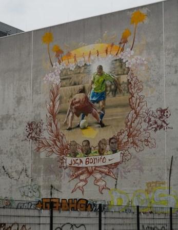 Joga bonito - Berlim