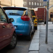 Tchecos ruins de roda - Praga