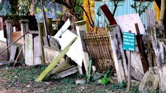 Não jogue lixo - Curitiba