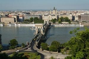 Ponte das correntes Budapeste 2014