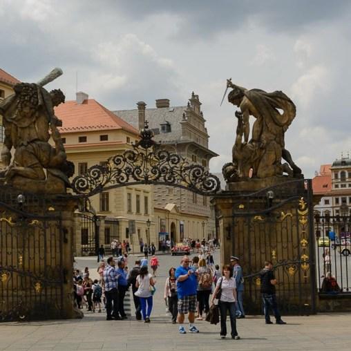 Castelo de Praga 2014